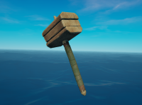 Raft hammer.png